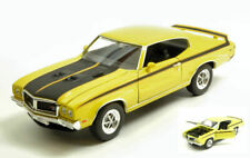 Buick Gsx 1970 Yellow / Black 1:24 Model 4249YBK WELLY