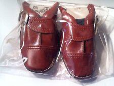 "Vintage Mint - Women's Mercury Usa - Brown - Size 6 1/2 "" Shoes w/ Storage Case"