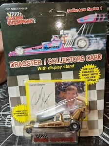 Racing Champions 1989 Collectors Series Darrell Gwynn Dragster NEW SEALED NHRA