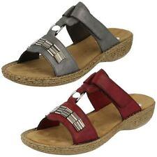 Sandali e scarpe infradito Rieker per il mare da donna