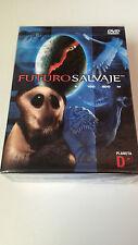 "DVD ""FUTURO SALVAJE 5 M 100 M 200 M"" 3DVD PACK"