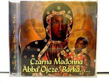 Czarna Madonna - Abba Ojcze , Barka .... CD Various , GCD-067, 2000