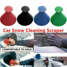 US Magical Car Windshield Ice Snow Remover Scraper Tool Cone Shaped Round Funnel