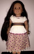 Josefina American Girl Doll - Weaving Outfit