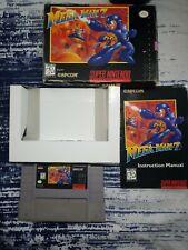 Super Nintendo MEGA MAN 7