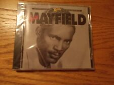 PERCY MAYFIELD CD POET OF THE BLUES BRAND NEW SEALED