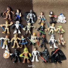 UP to 30 Kinds Playskool Star Wars Galactic Heroes Last Jedi Figure- Your Choice