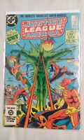 Justice League of America #226 (May 1984, DC)Hawkman Red Tornado