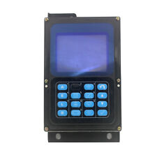 PC200-7 PC220-7 Monitor 7835-12-1007 For Komatsu Excavator, 1 year warranty