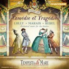 Comédie et Tragédie, Vol. 1, New Music