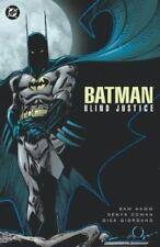 Batman : Blind Justice by Sam Hamm (1991, Paperback, Revised)