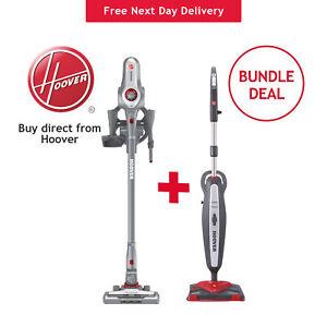 Bundle Deal: H-Free 700 Cordless + Steam Capsule Steam Mop