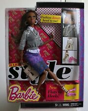 Barbie Style Doll New flats to heels! Fashion details head to toe!