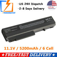 Battery for HP/Compaq 6715b 6910p Business nc6100 nc6120 nc6320 nx6310 nx6325 US