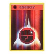 Pokemon XY Evolutions Fighting Energy 96/108 Reverse Holo Card