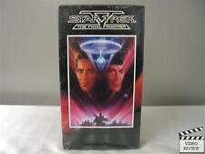 Star Trek V: The Final Frontier (VHS, 1996)