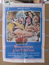 1972     BLANCANIEVES Y LOS 7 SADICOS. MICHELA MUTI, ALDO SAMBRE