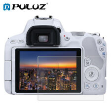 PULUZ  Hardness Tempered Glass LCD Screen Protector  For Canon EOS 200D Camera