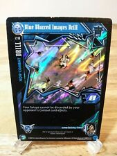 DBZ CCG DRAGON BALL Z GT BLUE BLURRED IMAGES DRILL #178 LIMITED ALT FOIL CARD 04