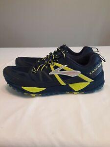 Mens 11.5 Brooks Cascadia Athletic Shoes