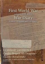 1 Cavalry Division 2 Cavalry Brigade 4th Dragoon Guards (Royal Irish): 15...