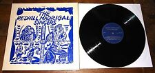 THE REDHILL MADRIGAL SINGERS ~ ANTHEMS AND CAROLS ~ UK PRIVATE FOLK LP 1975