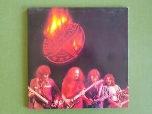 THE OUTLAWS  Bring it Black Alive  Doppio LP Vinile 33 giri Gatefold US 1978