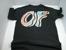 OFWGKTA OF Tyler the Creator Men's Black Cotton Graphic T-Shirt Size Small