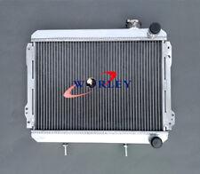 Aluminum Radiator For TOYOTA Corolla AE71 AE72 1979-1983 79 80 1981 1982 AT/MT