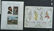 SOUTH AFRICA  STAMPS  -2  MINI SHEETS.VERY FINE  MINT/NH- DATED 1981