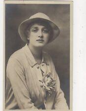 Gladys Cooper Actress Vintage RP Postcard 531a