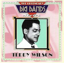 Legendary Big Band Series; Teddy Wilson 2000 Cd, Jazz Piano, Big Band, Swing, Ca