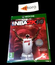 NBA 2K14 Xbox One PAL-España NEW Nuevo Precintado Español Lebron James Basket