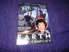 TV Zone Magazine #96 November 1997 *Earth Final Conflict Cover*