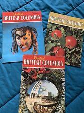 Beautiful British Columbia - 1970, Fall & Winter, 1972 Summer