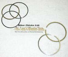 HONDA 84-86 ATC200S Piston Rings .010  65.25mm  ATC 200S MADE IN JAPAN!