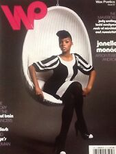 "Wax Poetics Magazine ""Janelle Monae"" Issue 57"