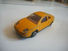 Majorette Supers Fiat Coupe in Yellow