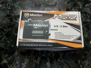 Maclan MRR V3 Competition Sensored Brushless Motor (13.5T) [MCL1050]