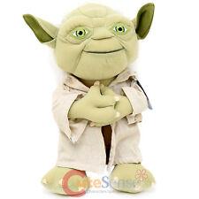 "Star Wars Yoda Large Plush Doll 18"" Bedding Cuddle Pillow Buddy Cushion"