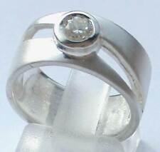 Ring Zirkonia, 925er Sterlingsilber, D 17,8( 56) mm