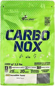 Olimp Sport Nutrition Instant Carbo Nox Lemon Flavour UK Stock