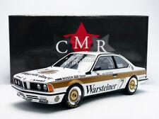 CMR BMW 635 CSI DPM 1984 Warsteiner Von Bayern #7 in 1/18 Scale. New!