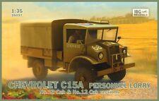 Chevrolet C15A N. 13 & No. 12 CABINA (costruite canadese Esercito Britannico TRUCK) 1/35 IBG