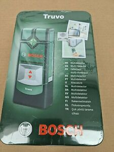 BOSCH TRUVO METAL AND CABLE DETECTOR NEW