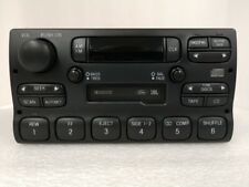 Explorer Ranger Mountaineer JBL cassette radio w/ CDC. OEM remanufactured stereo