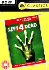 Left 4 Dead (GOTY) Game of the Year (multiplayer shooter PC Game)