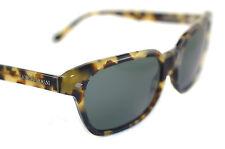 Giorgio Armani-Marcos de la vida AR8067 5309/58 Gafas de sol polarizadas Habana Verde