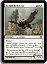 1 FOIL Hunted Lammasu - Ravnica: City of Guilds MtG Magic White Rare 1x x1