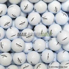 50 Bridgestone Fix Golf Balls Pearl / A Grade - White Lakeballs Lake Free UK D